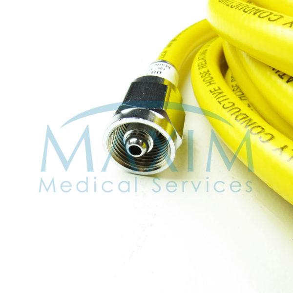 Accuflex Medical Air DISS Gas Hose, 20'