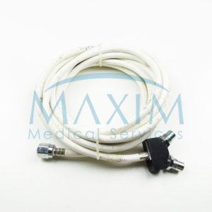 Vacuum DISS / Dual DISS Gas Hose, 20'