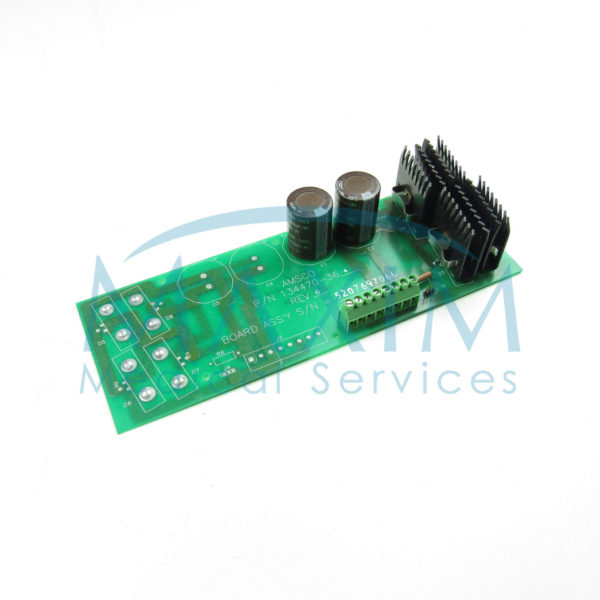 Amsco / Steris Quantum / SQ140 / SQ240 Single Power Control Board