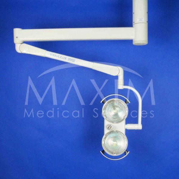 Heraeus Hanaulux 2002 Standard Single Surgical Light System