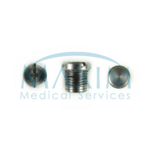 Berchtold Chromophare E-Series Light Head Stop Screw