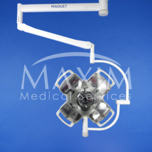 Maquet / ALM X'Ten Dual Classic / Camera Ready Surgical Light System