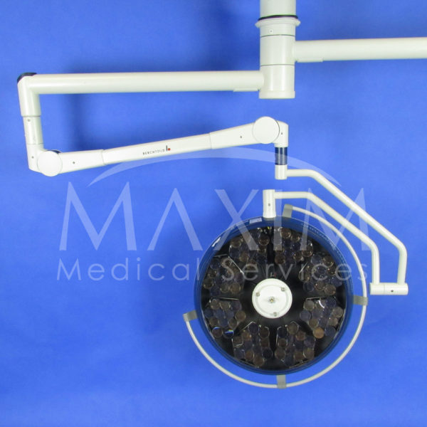 Berchtold Chromophare E-668 / 668 Dual Surgical Light System