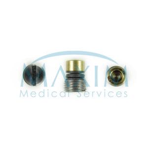 Berchtold Chromophare E-Series Brake Screw, M10x1x5 (L=13)