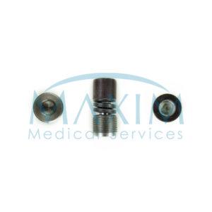 Berchtold Chromophare E-Series Brake Screw, M14x1x10 (L=29)